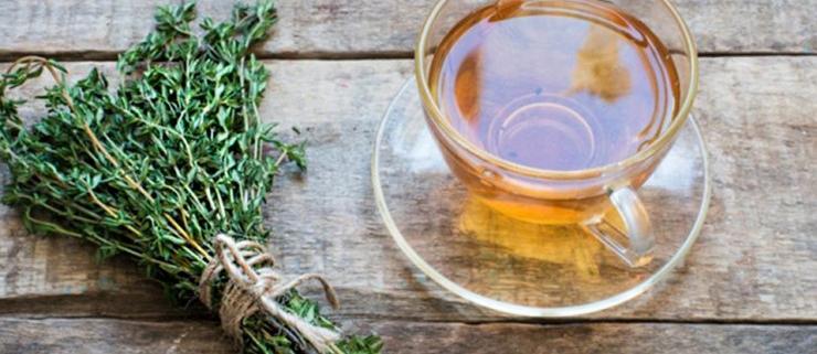 چای آویشن نیوشا