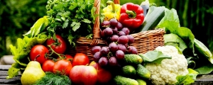درمان کبد چرب با سبزیجات و میوه ها