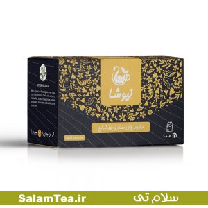 مخلوط چای سیاه و بهارنارنج نیوشا
