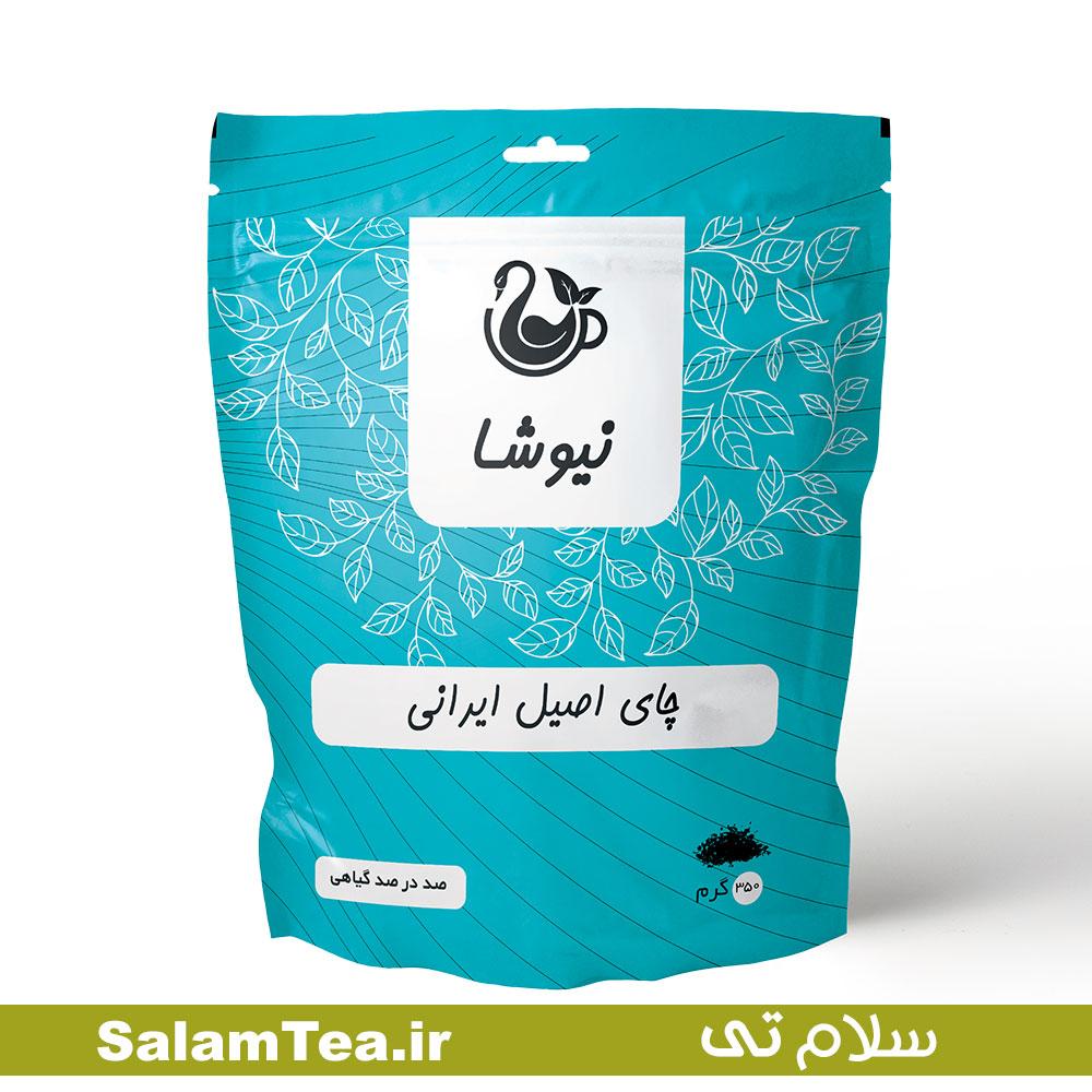 چای اصیل ایرانی ۳۵۰ گرمی نیوشا